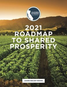 cover of the 2021 Roadmap to Shared Prosperty