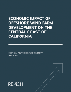 Offshore Wind Economic Impact Report cover