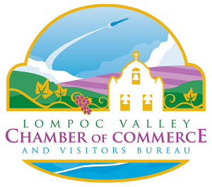 Lompoc Valley Chamber of Commerce logo