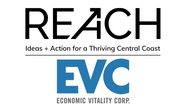 REACH + EVC logos